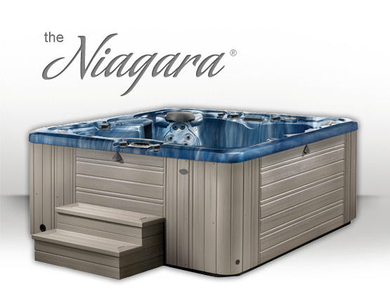 niagara spa niagara hot tub. Black Bedroom Furniture Sets. Home Design Ideas