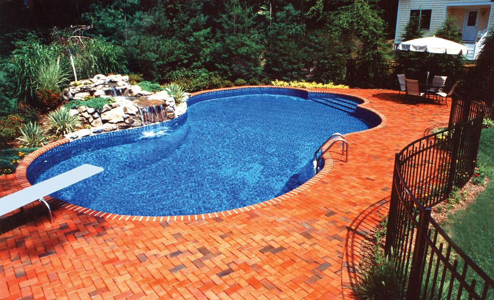 Inground Pools Spas Saunas