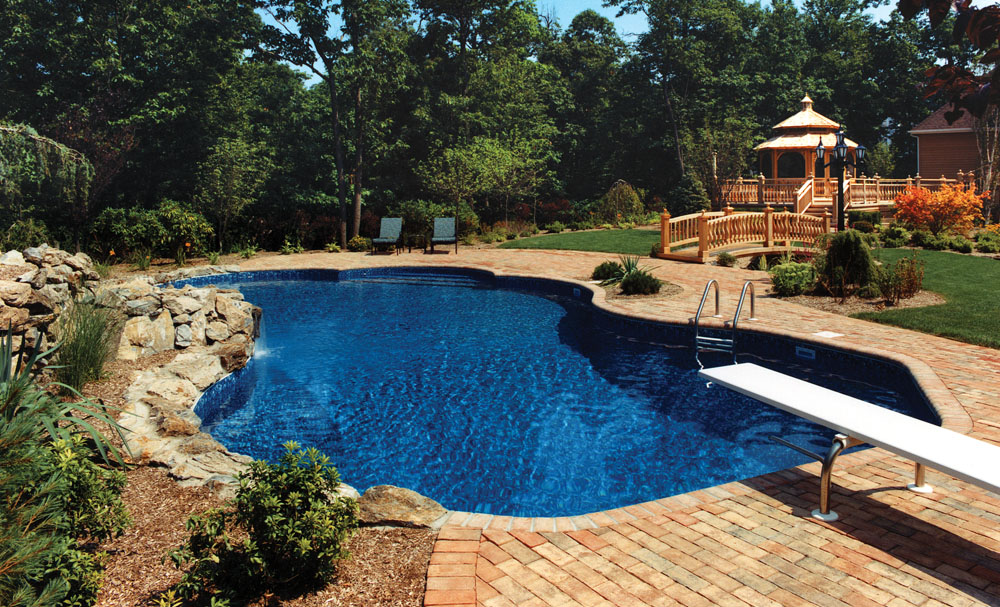 Pools cheap maryland swimming pool builders anthony u for Cheap inground pools
