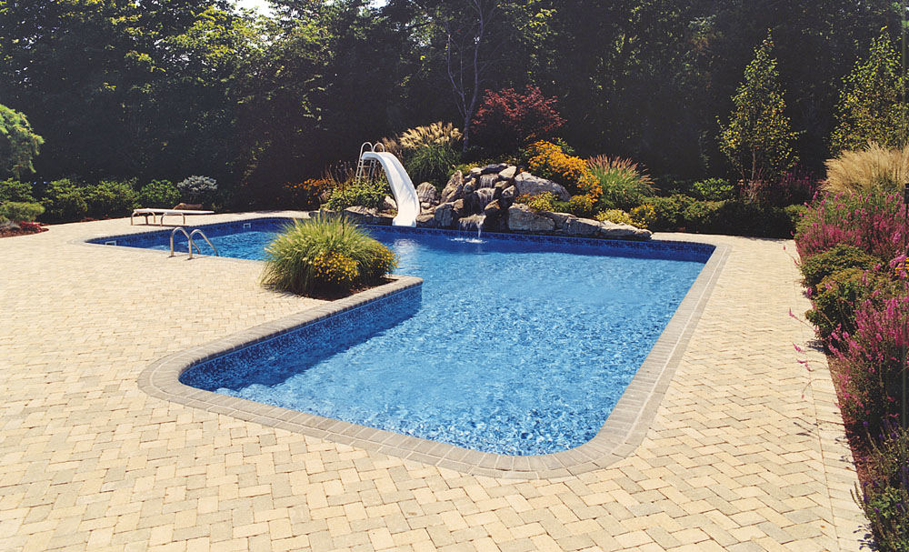 Inground Swimming Pools Permacrete Pools Steel Wall Pools