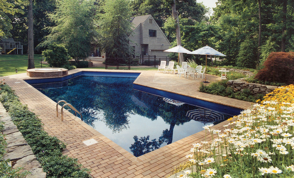 Inground Swimming Pools Hot Tubs Saunas Above Ground Pools Miller Place Long Island